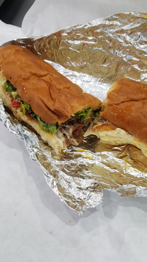 Food from Gino's Deli Stop N Buy