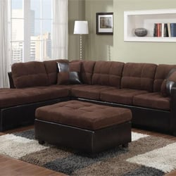 Beautiful Photo Of Modesto Furniture   Modesto, CA, United States. CHOCOLATE  SECTIONAL ONLY $375