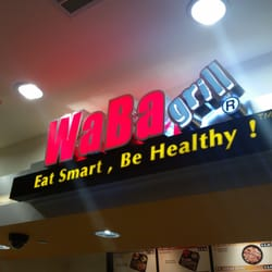 Photo Of Waba Grill Foothill Ranch Ca United States
