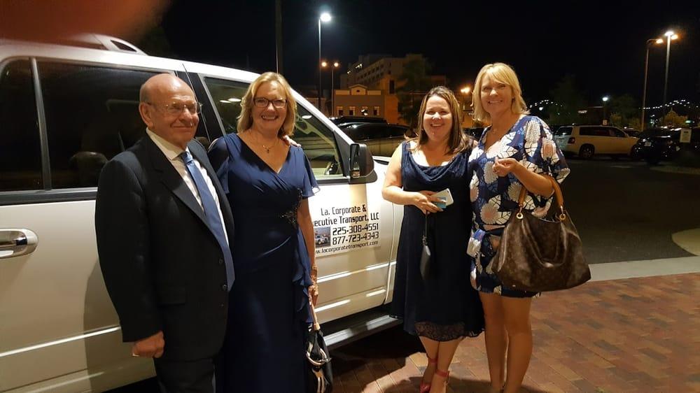 LA Corporate & Executive Transportation: Baton Rouge, LA