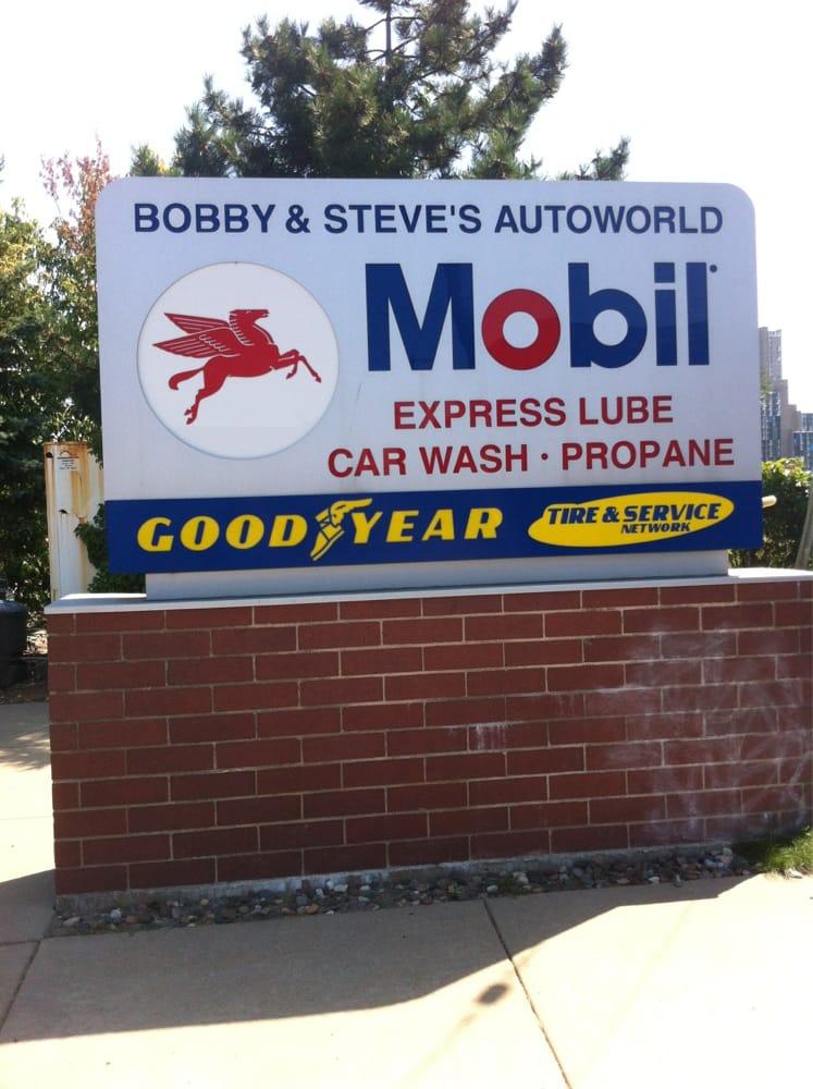 Bobby And Steve Car Wash