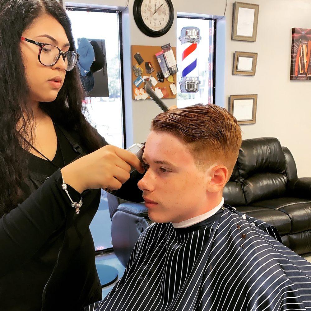 Gents barbershop: 13575 Dix Toledo Rd, Southgate, MI