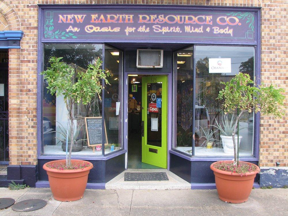 New Earth Resource Company: 826 10th St, Huntington, WV
