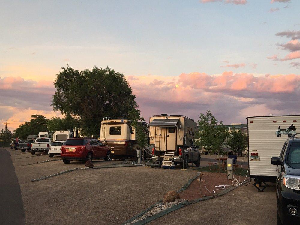 Albuquerque North Koa: 555 S Hill Rd, Bernalillo, NM