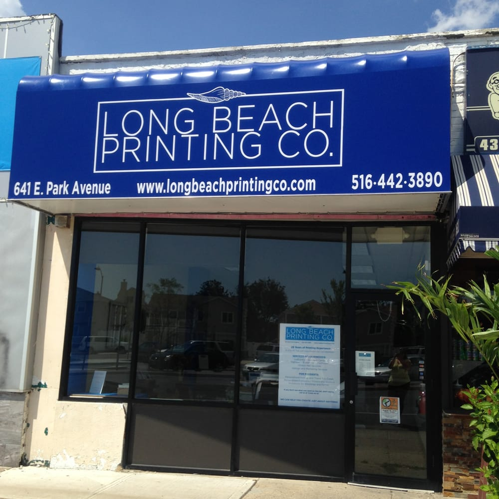 Long Beach Printing Company - Printing Services - 641 E Park Ave ...