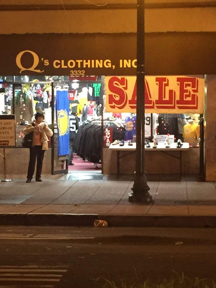 Q's Clothing