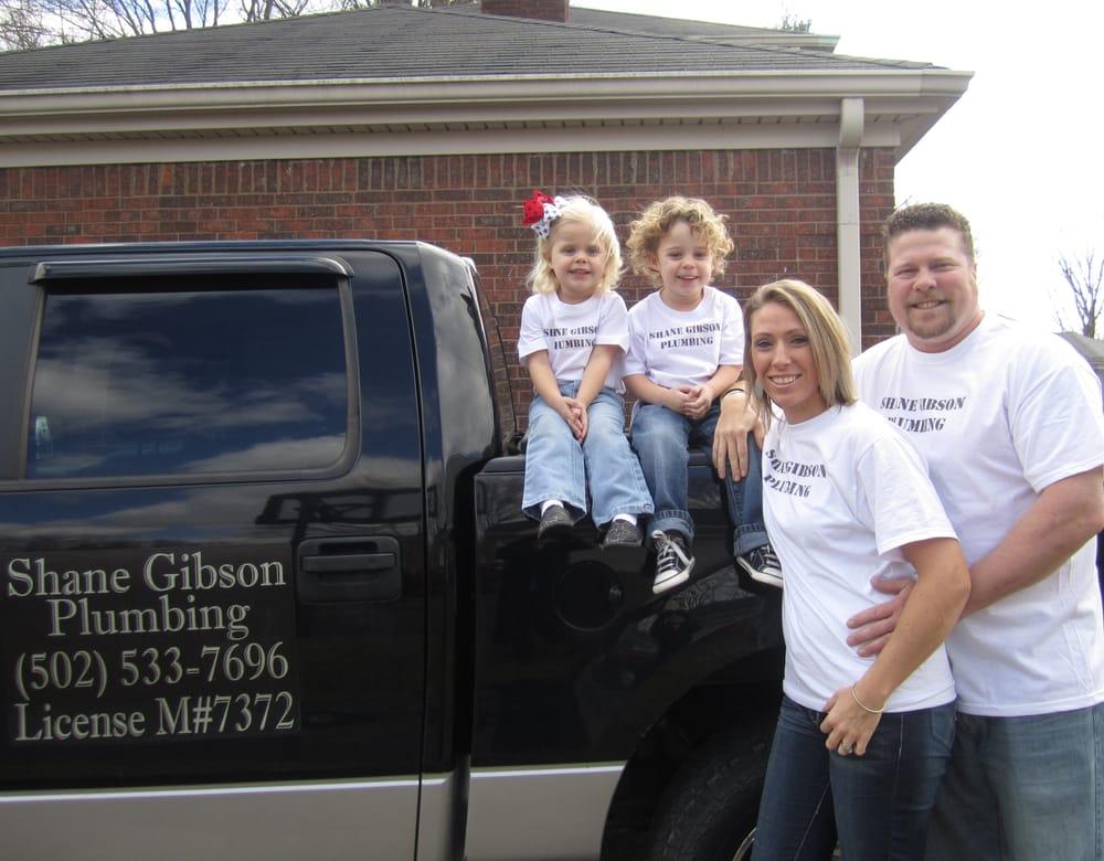 Shane Gibson Plumbing Plomeros Louisville Ky Estados