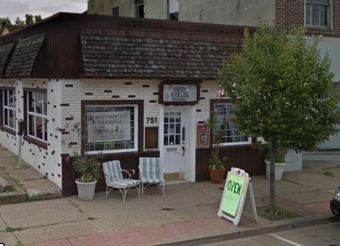 Sweet Pickles Treasures: 751 Merchant St, Ambridge, PA