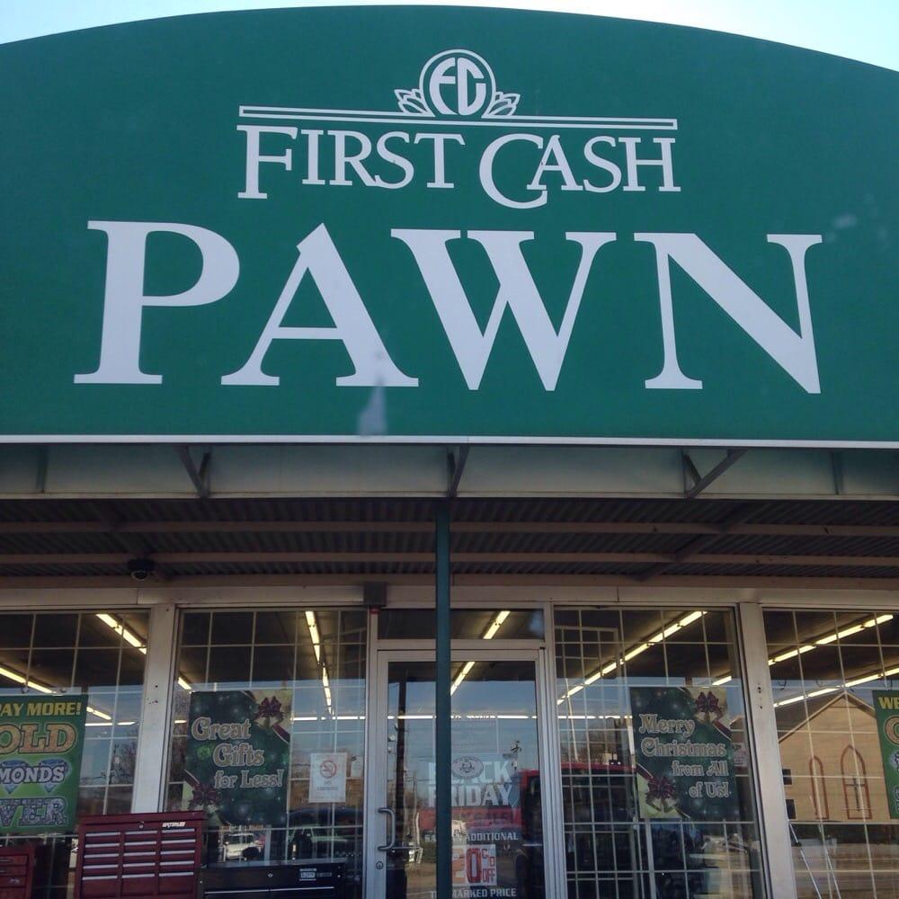 First Cash Pawn & Auto Pawn: 5926 NW 39th St, Oklahoma City, OK