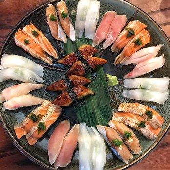 almonds and sushi fujiyama sushi yakitori bar 597 photos 389 reviews sushi