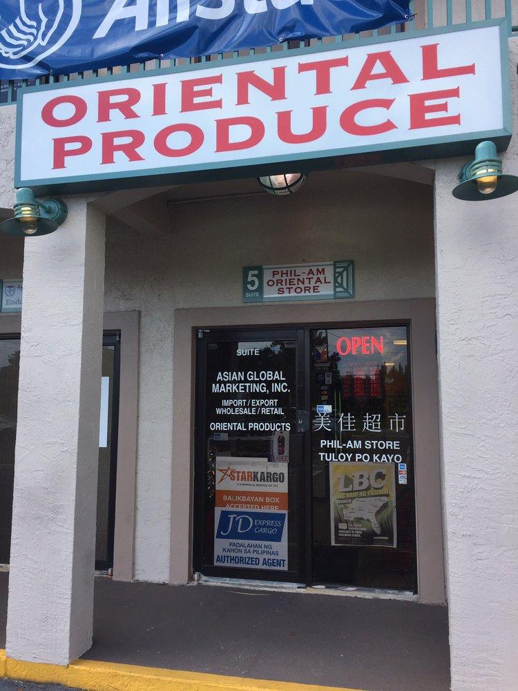 Fil-Am Oriental Store: 1326 Malabar Rd, Palm Bay, FL