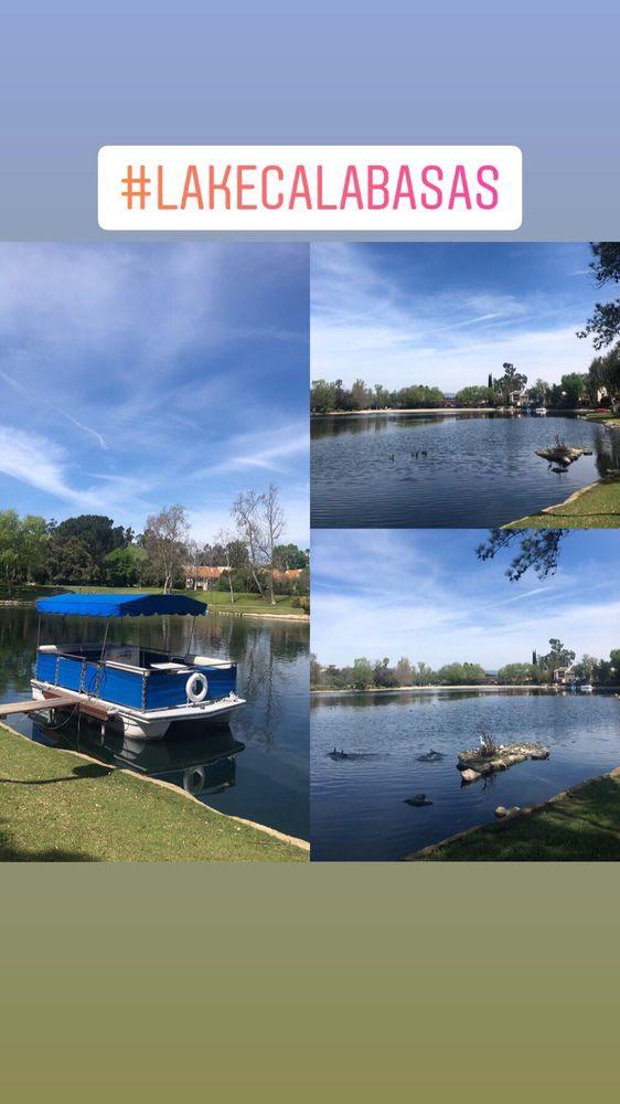 Lake Calabasas: 23401 Park Sorrento, Calabasas, CA