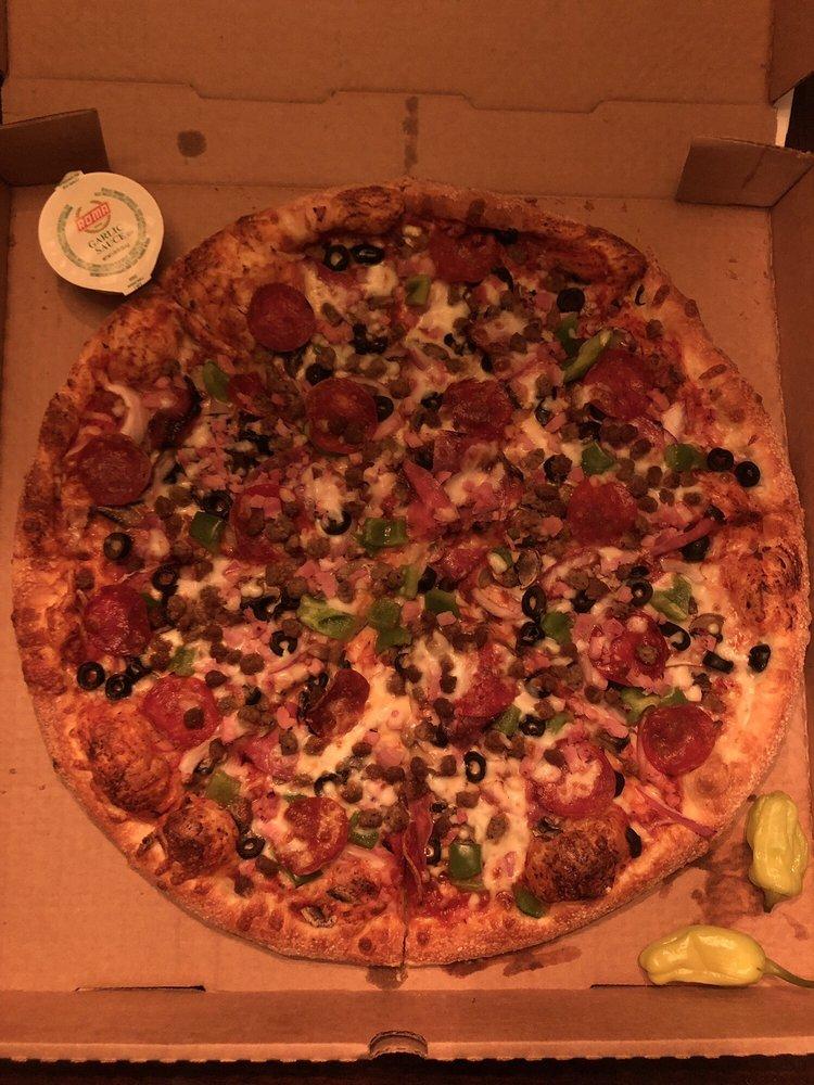 Zack's Pizza: 515 Georgia Ave, North Augusta, SC