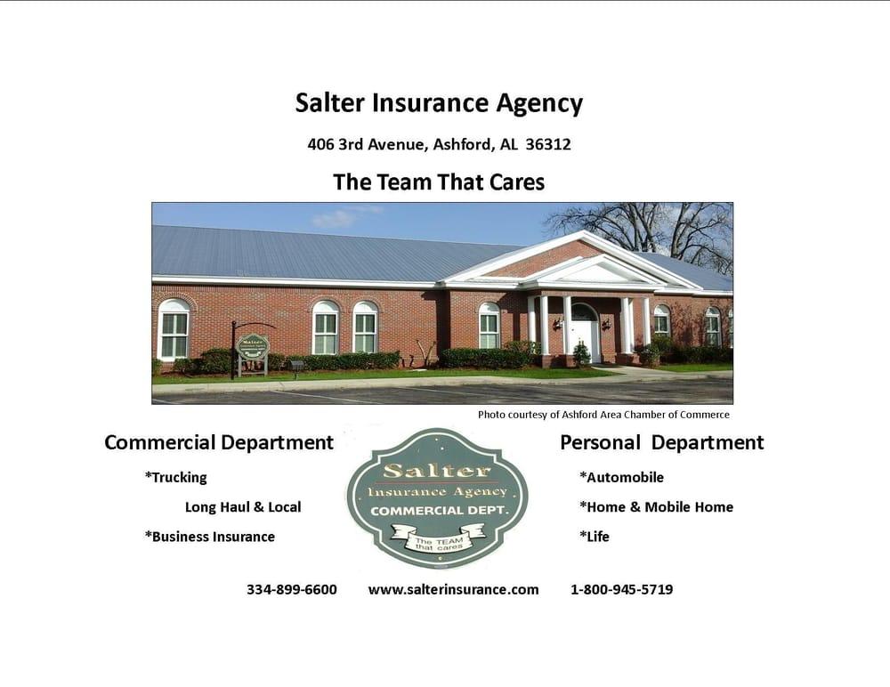 Salter insurance agency assurance auto et maison 406 for Assurance auto et maison