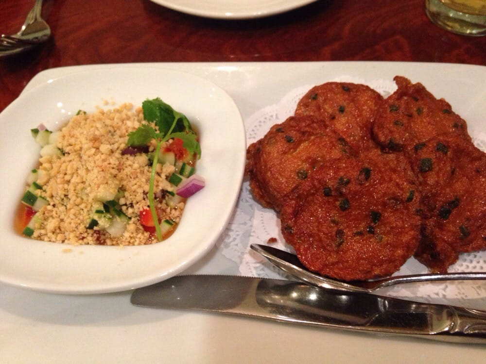 Fish cakes yelp for Ayara thai cuisine