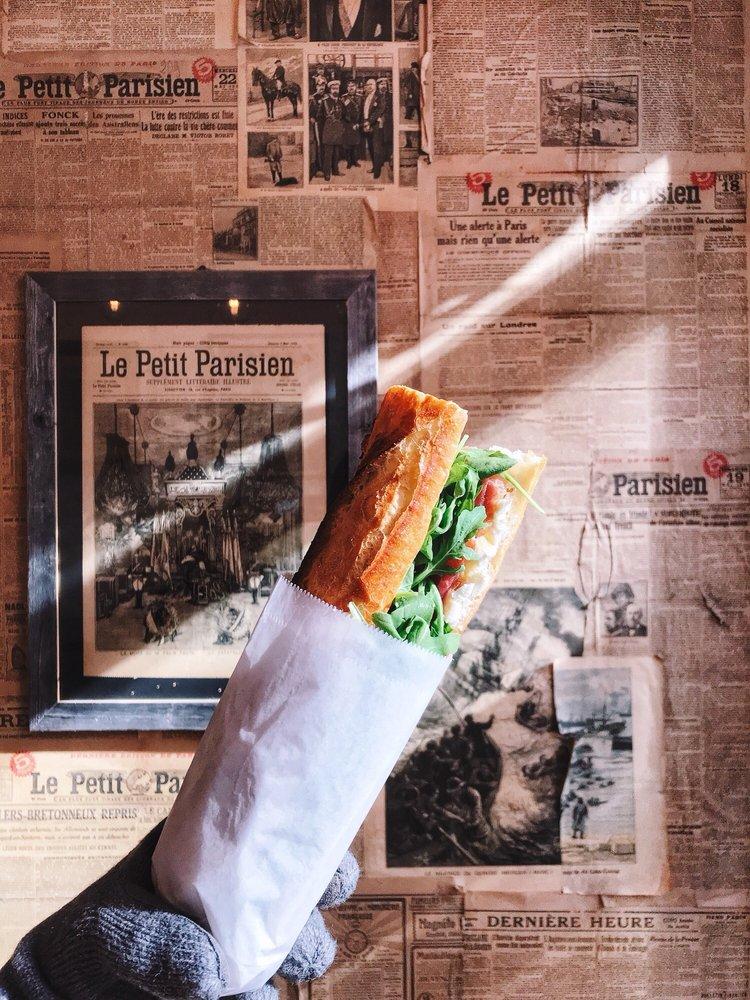 Le Petit Parisien: 32 E 7th St, New York, NY