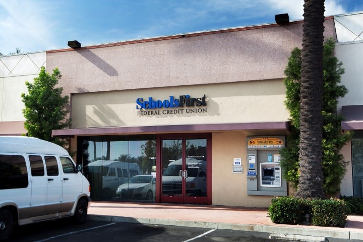 SchoolsFirst Federal Credit Union: 17500 Bloomfield Ave, Cerritos, CA
