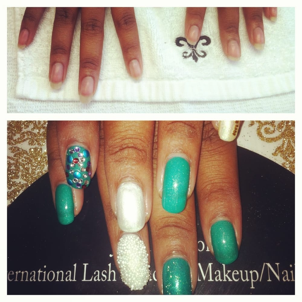 Before & After Nail Makeover - Yelp
