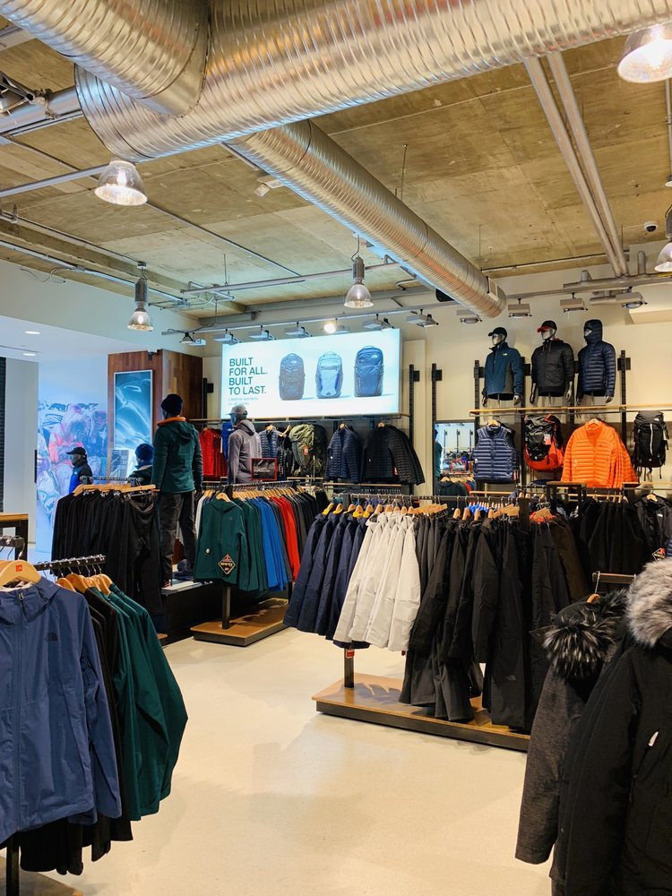 The North Face: 3333 M St NW, Washington, DC, DC