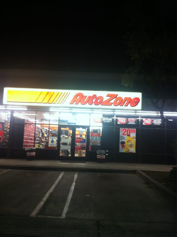 AutoZone Auto Parts: 1035 S Bloomington Ave, Bloomington, CA