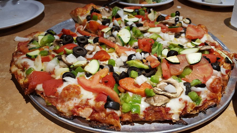 Toppers Pizza Place: 2408 Erringer Rd, Simi Valley, CA