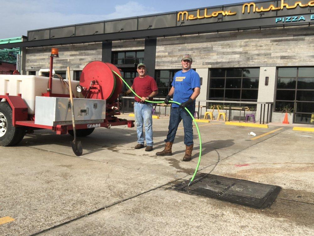 Mike Ange Sewer Services: Iowa, LA