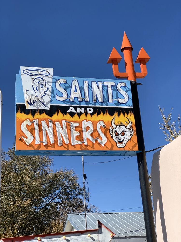 Saints & Sinners Liquors: 230 N Riverside Dr, Espanola, NM