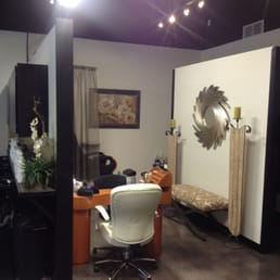 Salon euphoria blow dry out services 2503 main dr for Abstract salon fayetteville ar
