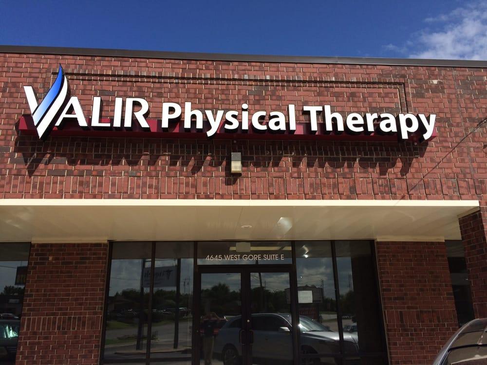 Valir Physical Therapy - Lawton: 4645 W Gore Blvd, Lawton, OK