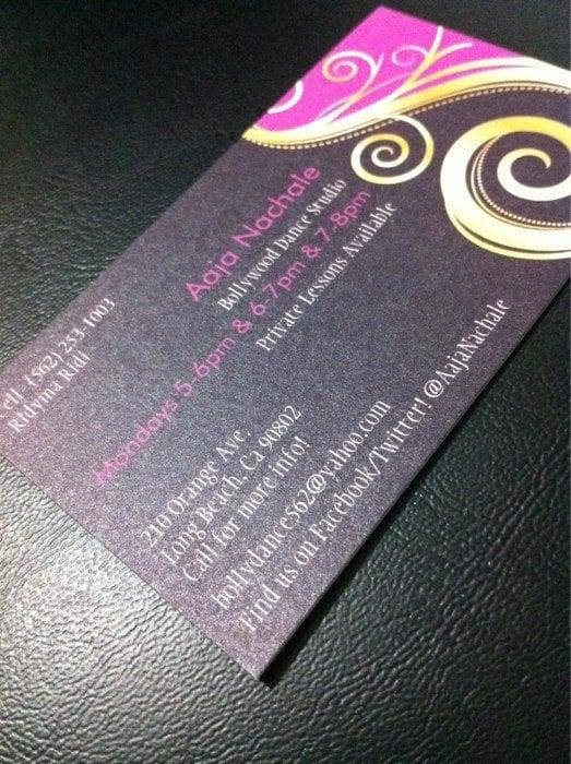 Aaja Nachale Come Dance Bollywood Dance Studio | 210 Orange Ave, Long Beach, CA, 90802 | +1 (562) 253-1003