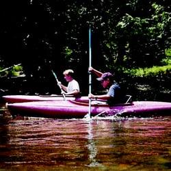 Alcona Canoe Rental - 6351 Bamfield Rd, Glennie, MI - 2019
