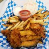 Linda's Fish and Chips: 313 Robert Bush Rd, South Bend, WA