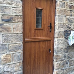 Photo of Yorkshire Doors - Bradford West Yorkshire United Kingdom. Solidor Composite Doors & Yorkshire Doors - Glaziers - Young Street Bradford West Yorkshire ...