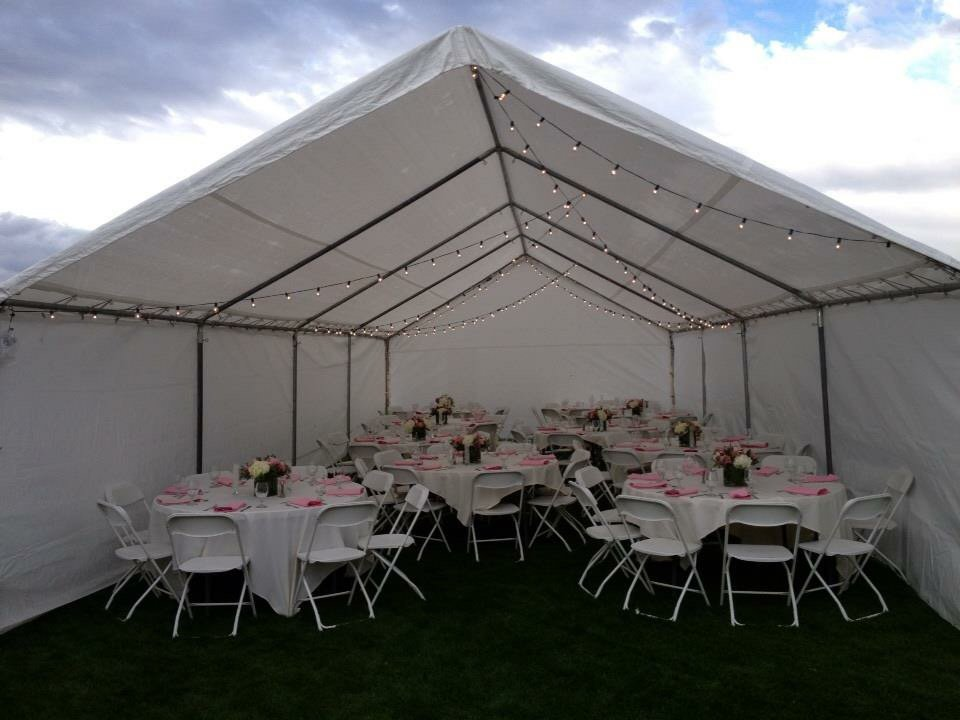 Photo of Wine Country Tents and Events - Santa Rosa CA United States. & Keep your guests warm and cozy under one of our customized tenting ...