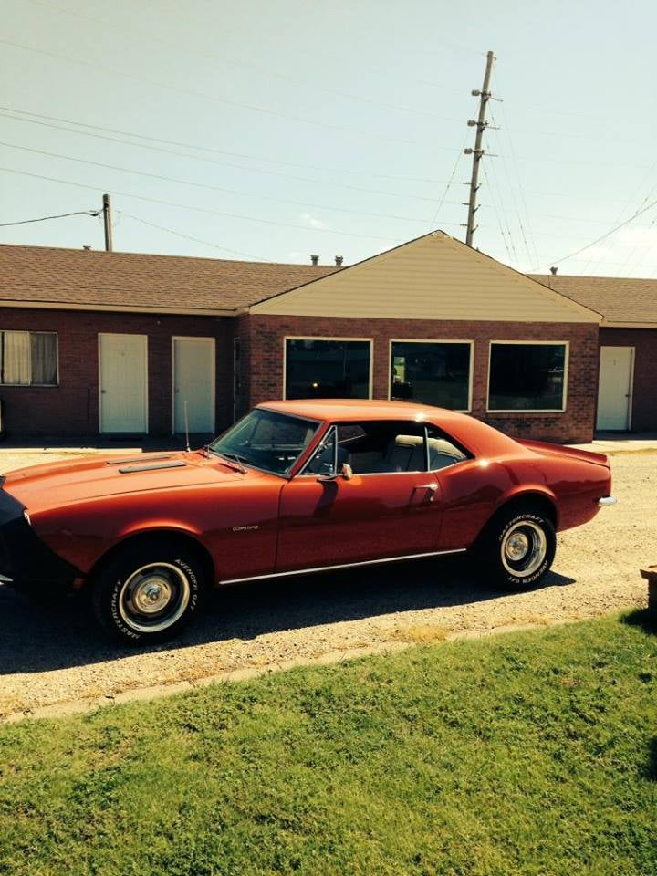 The M Motel: 1401 Main St, Stockton, KS