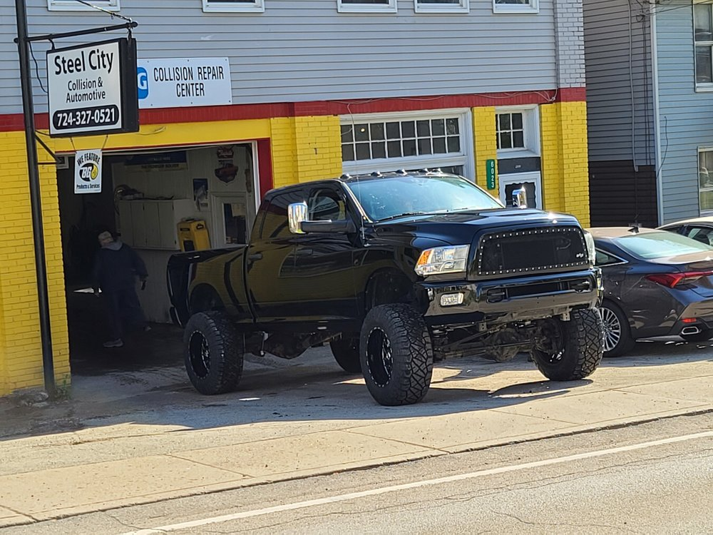 Steel City Collision & Automotive: 6025 Kennedy Ave, Export, PA