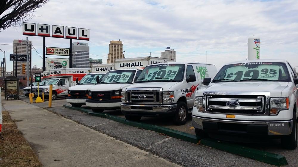 U-Haul Moving & Storage at Union