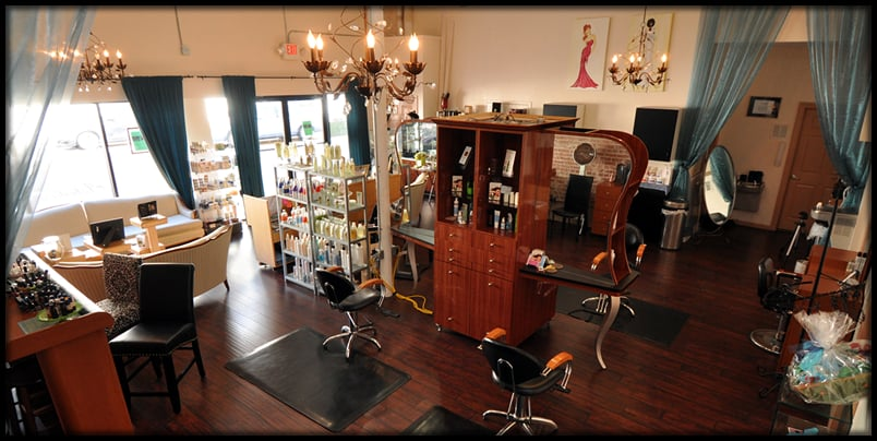 Intuition Salon and Spa: 16 N Ft Harrison Ave, Clearwater, FL