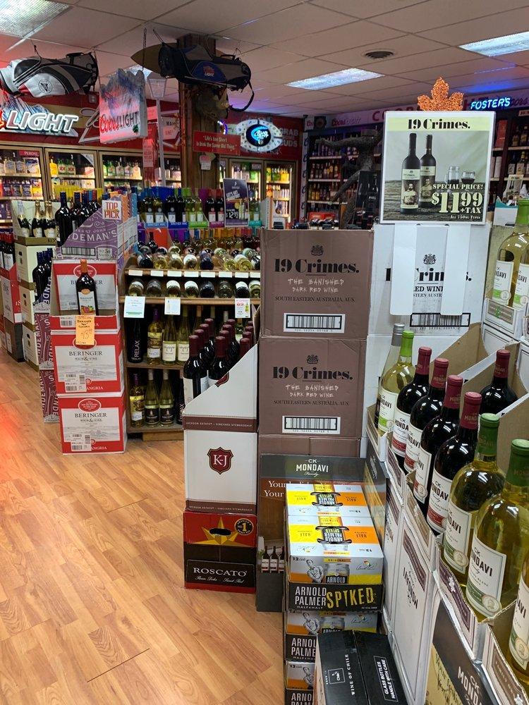 Parkway Liquors & Deli: 971 Memorial Pkwy, Phillipsburg, NJ