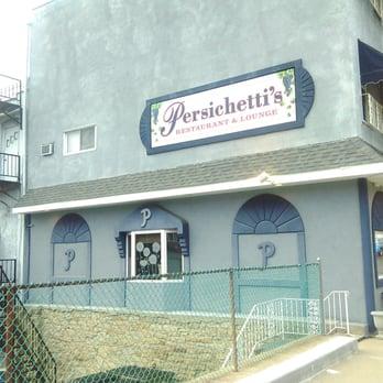 Persichetti S Restaurant Menu Jeannette Pa