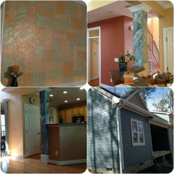 Photo Of Sunrise Painting Deluxe Raleigh Nc United States Low Cost Best