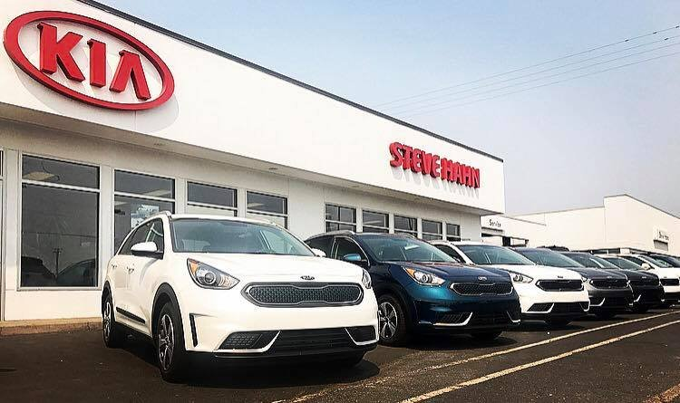 Steve Hahn's Auto Group: 1730 S 1st St, Yakima, WA