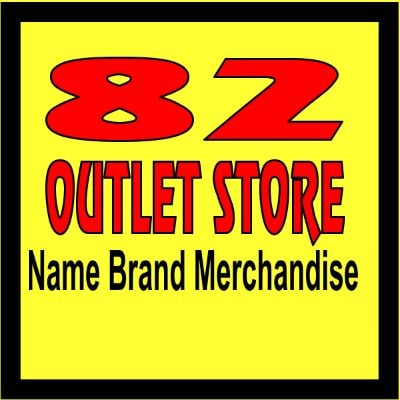82 Outlet Store: 302 Hwy 82 W, Indianola, MS