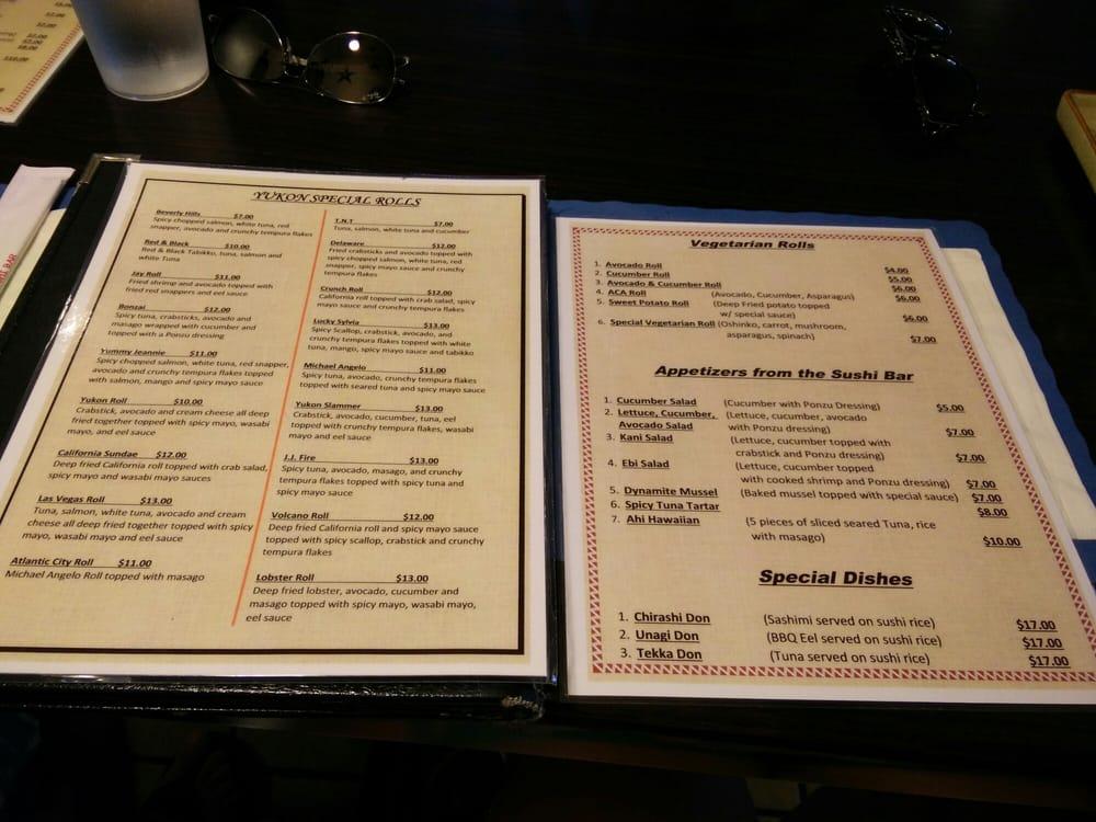 Photo Of Yukon Korean Bbq And Sushi Bar Dover De United States
