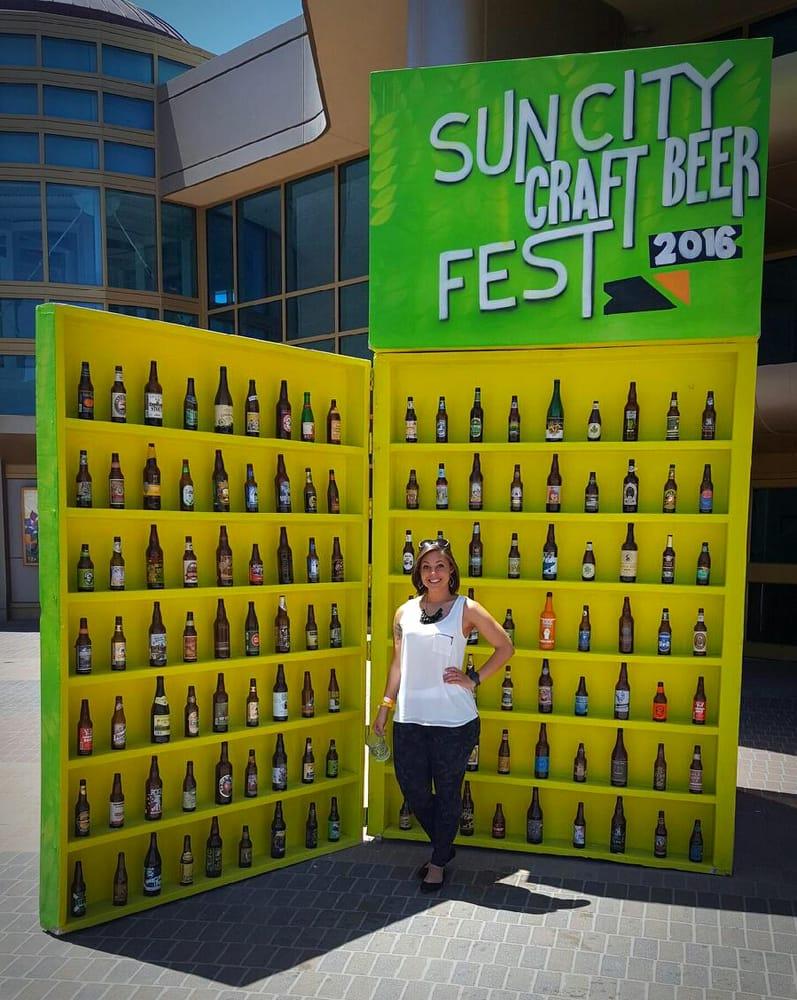 Sun City Craft Beer Festival: 341-371 N Santa Fe St, El Paso, TX