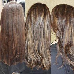 Colorific hair color salon coiffeurs salons de for A plus salon normal il