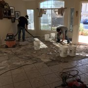 tile after being wiped photo of empire today phoenix az united states