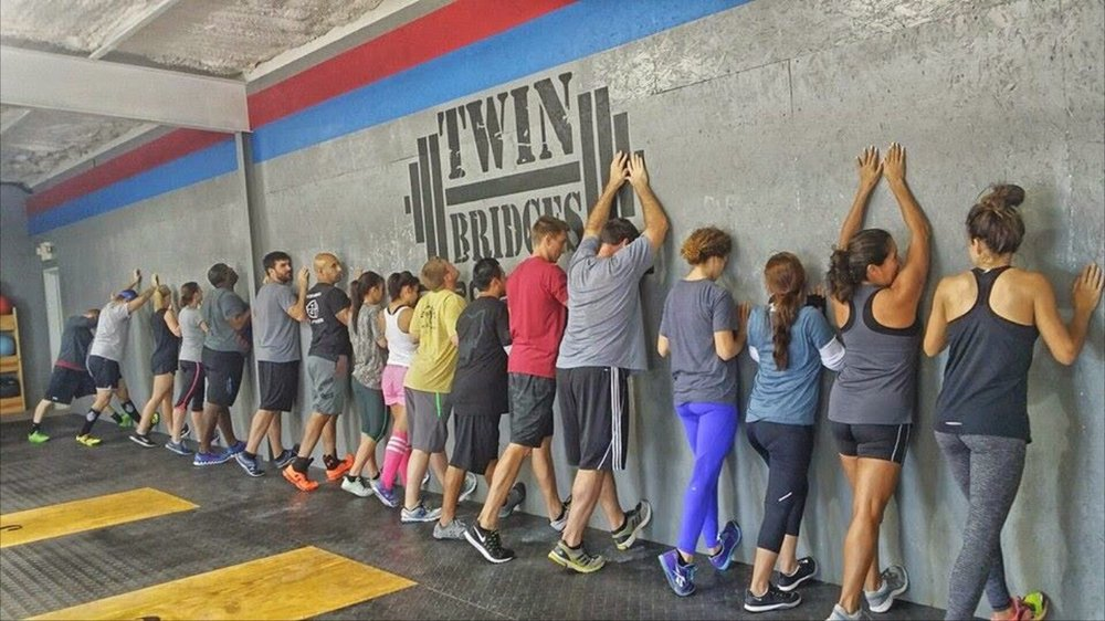 Twin Bridges Crossfit: 6600 N State Hwy 6, Woodway, TX