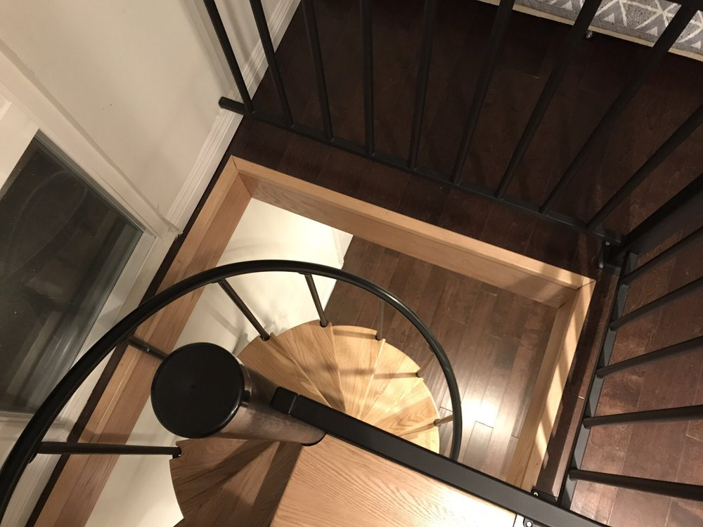 Photo Of Salter Spiral Stair   Collegeville, PA, United States