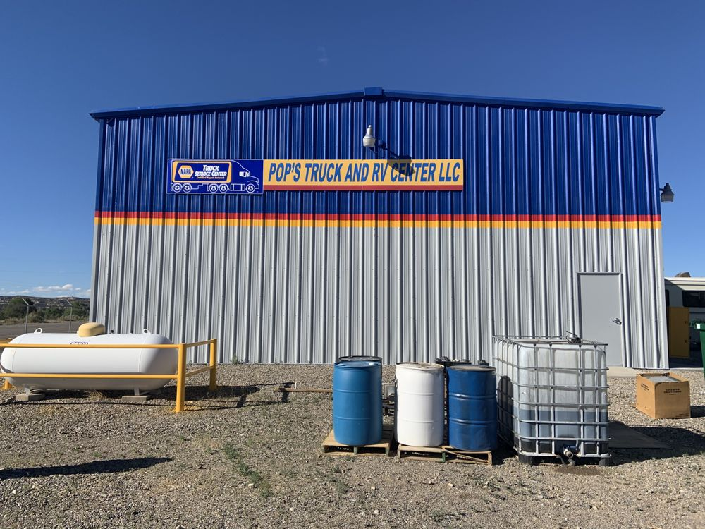Pop's Truck and RV Center: 1 Road 2770, Aztec, NM